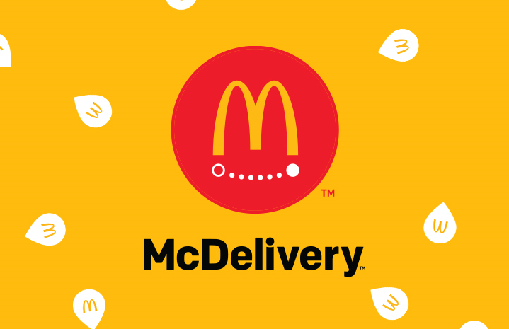 McDelivery - Доставляем!
